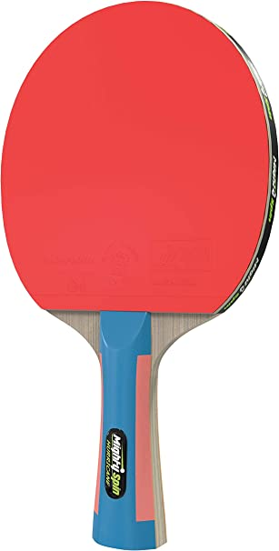 Amazon.com: MightySpin Hurricane - Pala de ping pong con ...