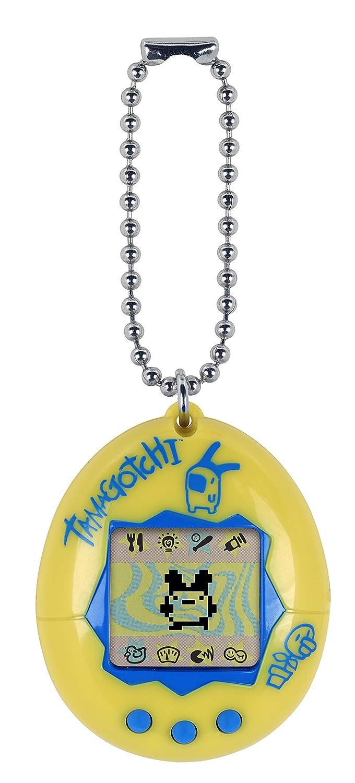 Tamagotchi Electronic Game Yellow Blue