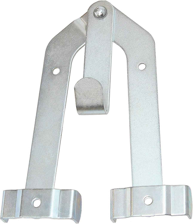 Bisagras de escalera con abrazadera, con ganchos: Amazon.es: Bricolaje y herramientas