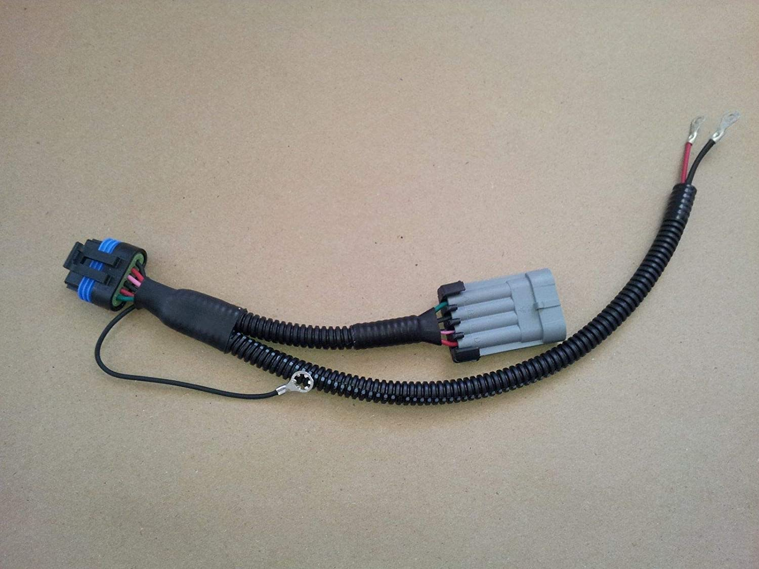 Amazon.com: 6.5L Turbo Diesel Fuel Injection Pump Wiring Harness by Badger  Diesel: AutomotiveAmazon.com