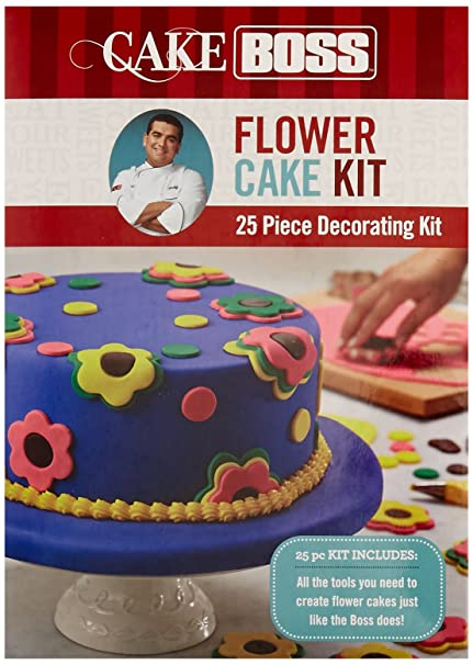 Other Baking Accessories Cake Boss Circus Cake Decorating Kit Latest Fashion