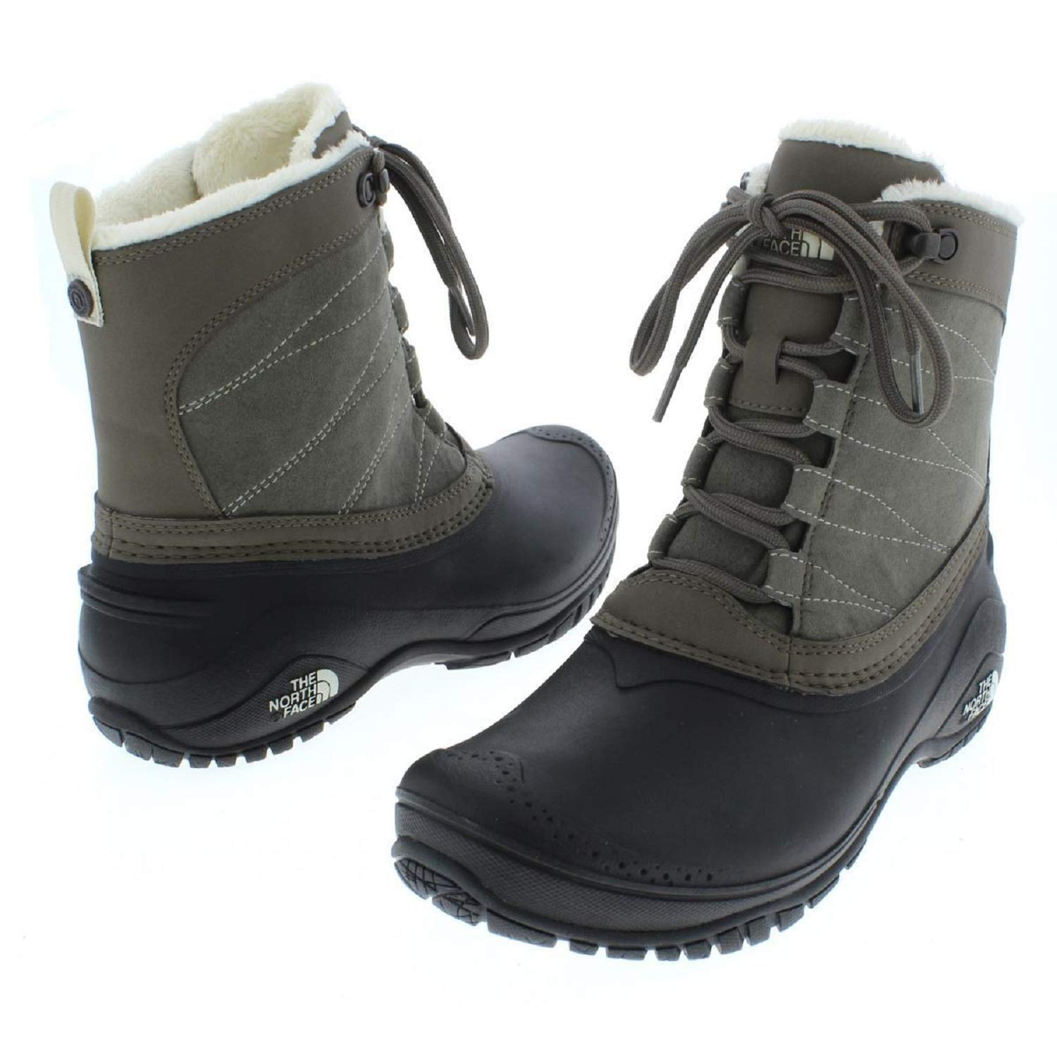 7bbe680bb The North Face Womens Stormkat Closed Toe Ankle Cold Weather Boots