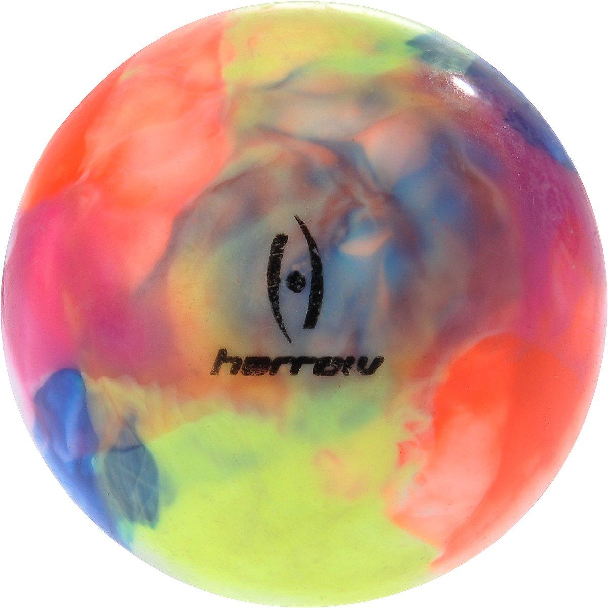 Harrow Blister Pack Smooth Field Hockey Ball 1-Piece White 210101