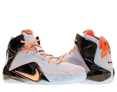 Nike Lebron XII (GS) Hi Top Zapatillas De Baloncesto 685181 ...