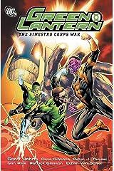 Green Lantern: The Sinestro Corps War Paperback