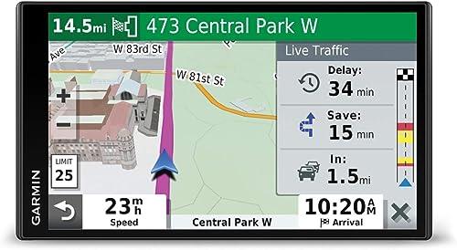 DriveSmart 65 6.95-Inch GPS Navigator