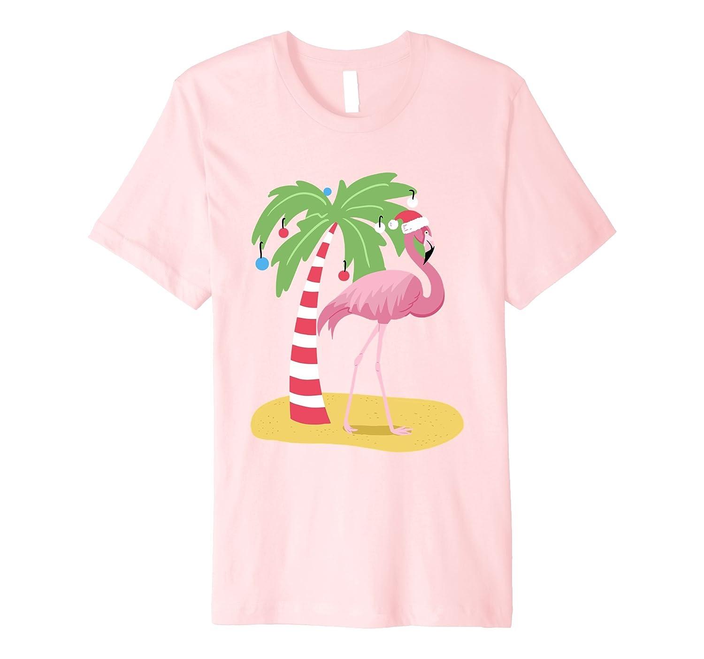 pink flamingo christmas - Flamingo Christmas