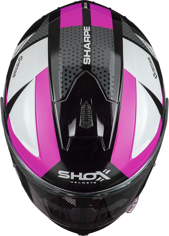 Shox Sniper Evo Sharpe Casque de Moto