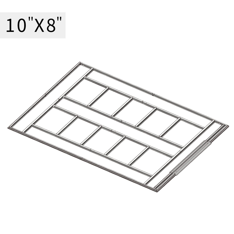 10'x8' Storage Shed Floor Frame Foundation Kit