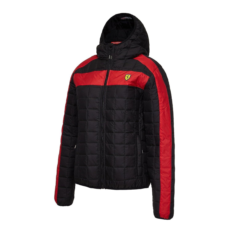 Equipo de Fórmula Uno Ferrari acolchado chaqueta perchero de ...