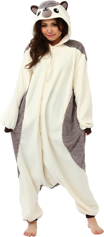 SAZAC Hedgehog Kigurumi - Adults Costume
