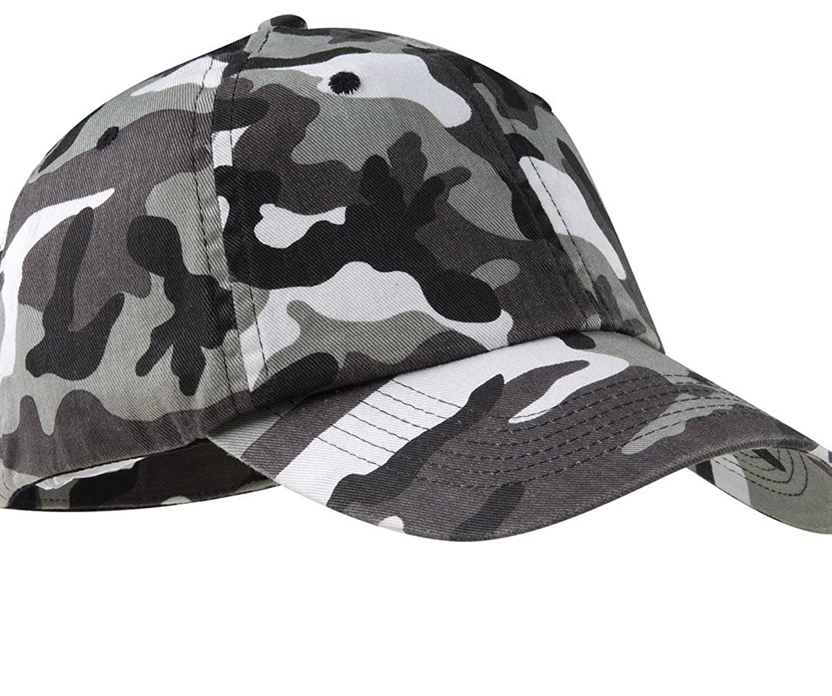 port authority camouflage cap desert camo osfa at amazon women u0027s