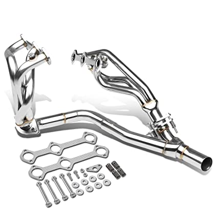 amazon for chevy camaro pontiac firebird 3 4l v6 2 pc 6 2 1 2017 Chevelle SS amazon for chevy camaro pontiac firebird 3 4l v6 2 pc 6 2 1 stainless steel exhaust header manifold y pipe automotive