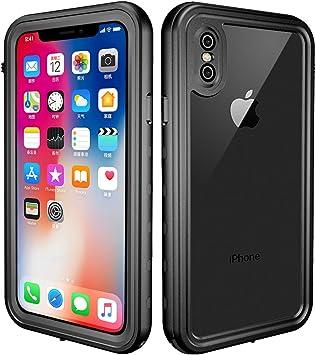 Funda Impermeable iPhone X,iPhone X Waterproof Case,Snewill [IP68 ...