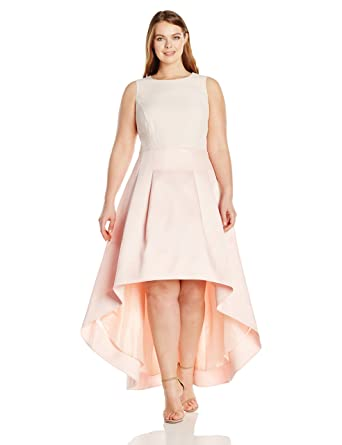 Eliza J Womens Plus Size High Low Gown At Amazon Womens Clothing