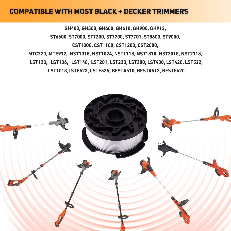 Amazon.com: CRST - Cortador de cuerdas de repuesto para ...