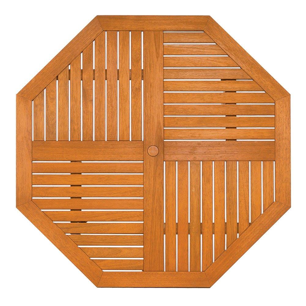 Amazon.com : Achla designs octagonal dining table : Eucalyptus ...