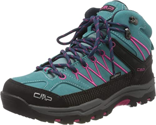 /& Wanderstiefel CMP F.lli Campagnolo Unisex-Kinder Kids Rigel Mid Shoe Wp Trekking