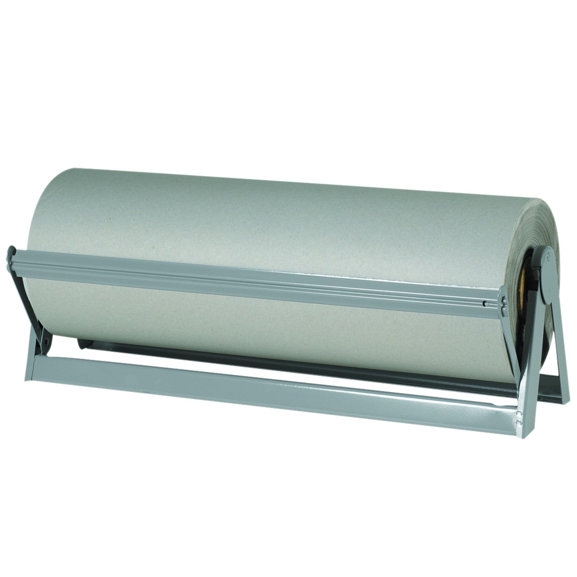 Partners Brand PKPB1850 Bogus Kraft Paper Roll, 50#, 18'' x 720', Gray by Partners Brand