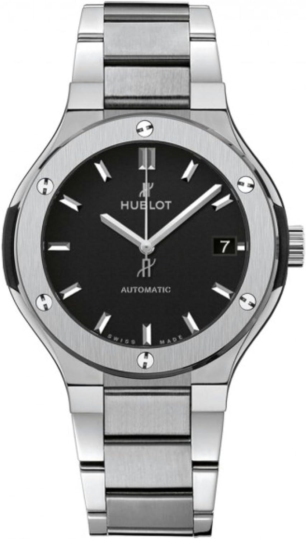 Hublot 585.NX.1170.NX Classic Fusion - Reloj para mujer (38 mm)