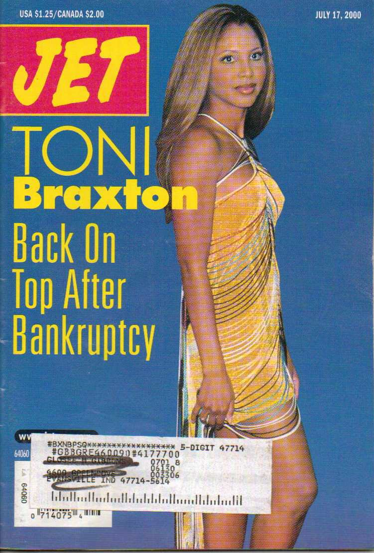 Download Jet Magazine July 17, 2000 with Toni Braxton Cover (98) PDF