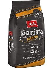 Melitta Barista Ganze Kaffeebohnen, ausgewogen und harmonisch, mittlerer Röstgrad, Stärke 3, Melitta Barista Crema, 1 kg