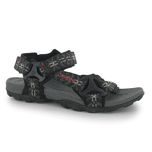 ef19012eb05 Karrimor Mens Amazon Sandals Shoes Outdoor Walking Trekking Summer Footwear  Black Charcoal CS4  Buy Online at Low Prices in India - Amazon.in