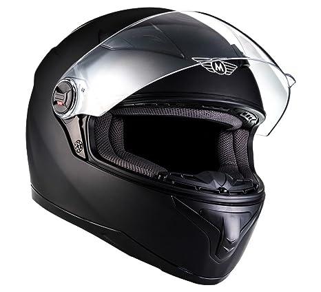 Amazon.es: MOTO X86 Matt Black · Moto motocicleta Urbano Casco Integrale Scooter Fullface-Helmet Sport Urban Cruiser · ECE certificado · visera incluido ...