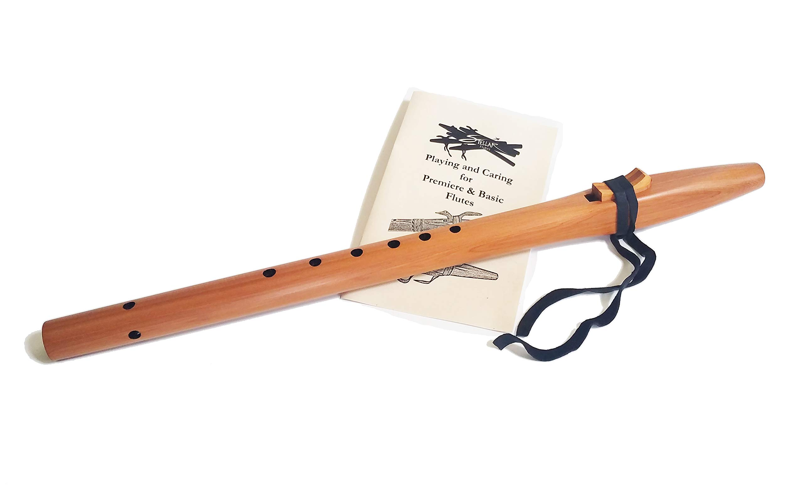 Stellar Basic Flute Key of G - Native American Style Flute by Stellar Flutes (Image #1)