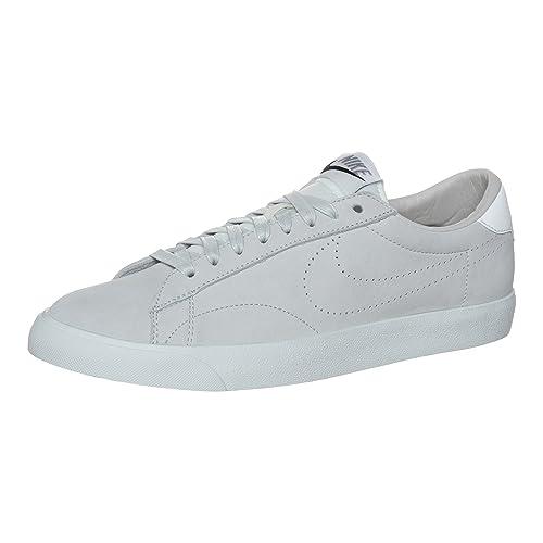 Nike Tenis Classic AC PRM 429602 118 Hombre Piel Zapatillas 429602 118, Color Blanco, Talla 45: Amazon.es: Zapatos y complementos
