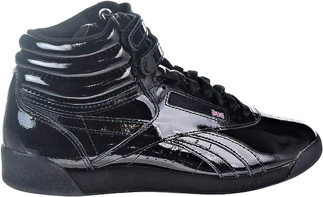 Reebok Classic Hi-Top Patent Sneaker