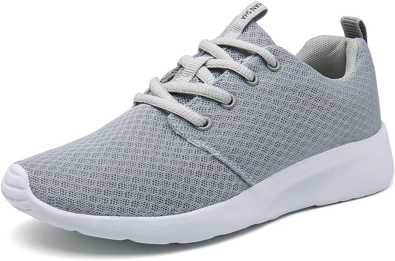 Mishansha Men s Women s Athletic Mesh Walking Running Sports Tennis Shoes Lightweight Fashion Sneakers