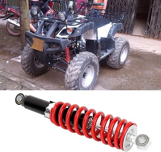 Duokon Shocks Struts suspensi/ón de amortiguadores delanteros de 305 mm aptos para 110cc 150cc 200cc 250c ATV Quad Bike