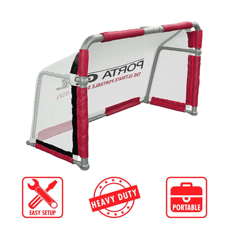 Pro Soccer Group - Folding Portable Aluminum Soccer Goal - 5'x3'