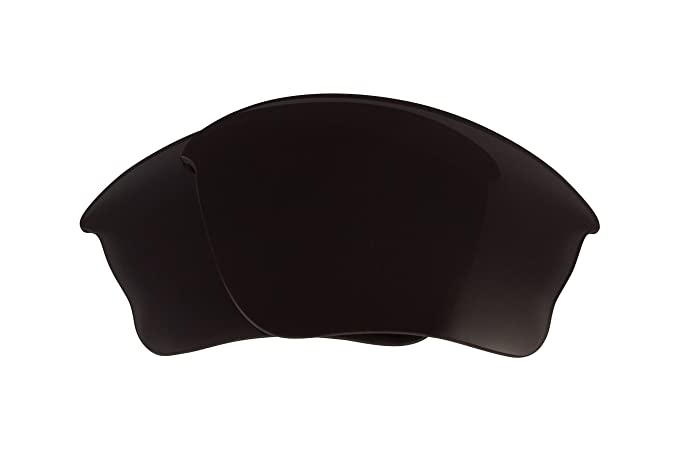 ca627e16ac Half Jacket XLJ Replacement Lenses Advanced Black by SEEK fits OAKLEY  Sunglasses
