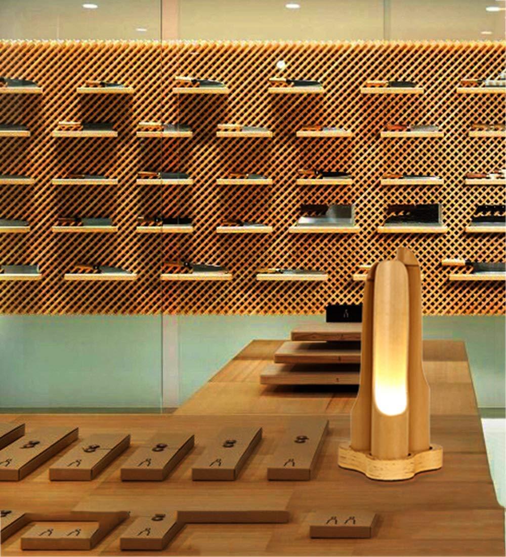 BTPDIAN Simple casa de té, Sala Personalidad, de Estar, B&B, Personalidad, Sala Arte Creativo, lámpara de pie Liviana (Color : 15X31CM) 5a5c3f