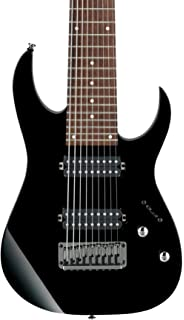 Amazon.com: Ibanez RG852LW Prestige Series Electric Guitar ...