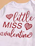 Baby Girl My First Valentines Day Outfit Little