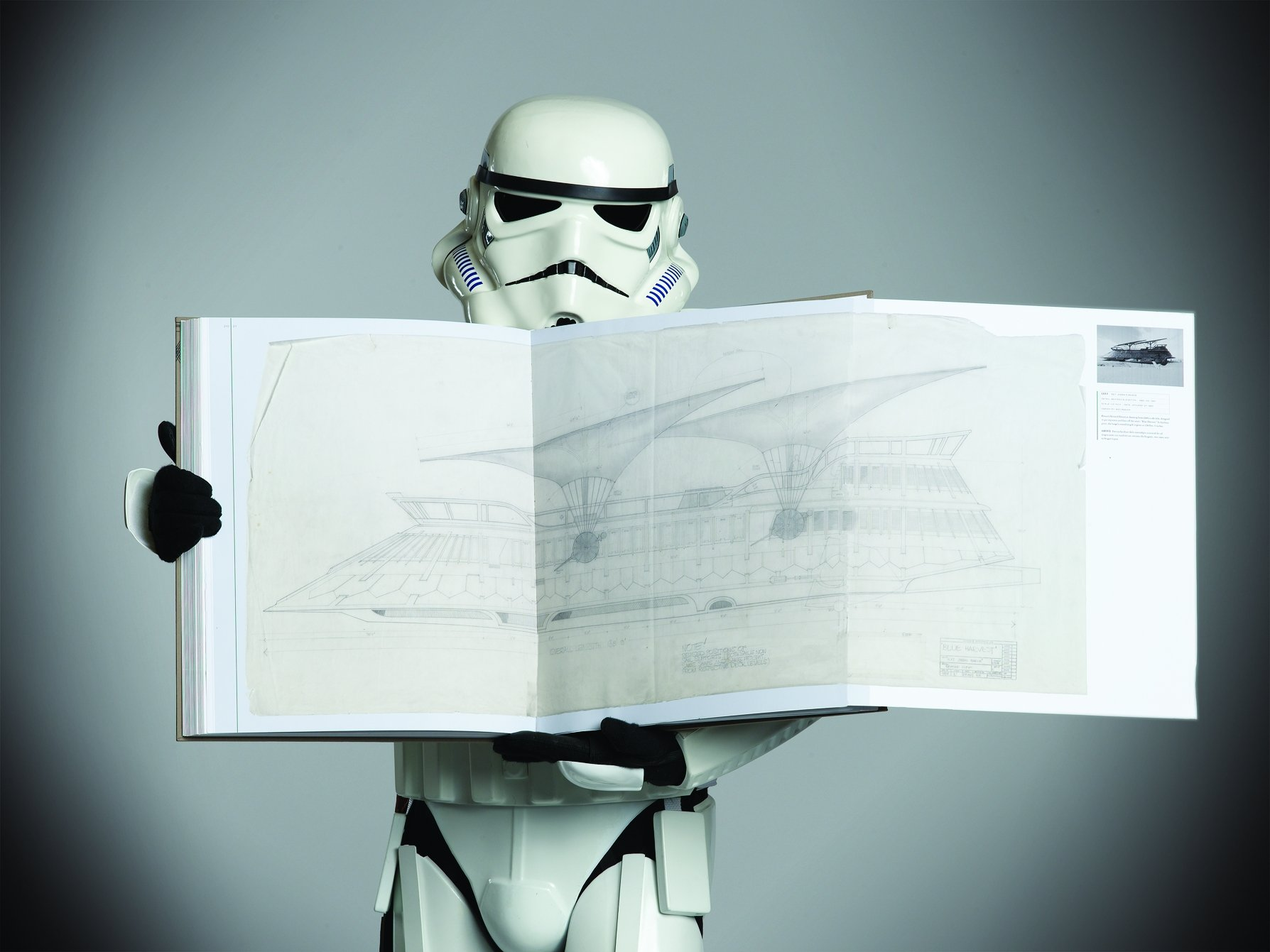 Iets Nieuws Star Wars the Blueprint [Large Book]: Takeshobo: 9784812446539 @OJ76