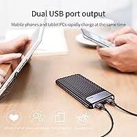 Power Bank BASEUS Quick Charge 3.0-10000 Mah- DUAL U S B - CARGA TURBO