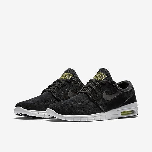 3ce0c141954e Nike Scarpe Skateboard SB Stefan Janoski Max L (685299003) Black Black  Brown 36  Amazon.it  Scarpe e borse