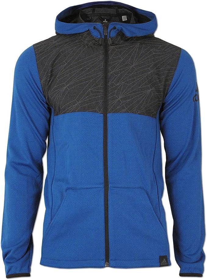 Adidas 3 Ess Essentials Climalite Herren Jacke