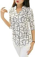 Jaybhavanifashion Women's Shirt (white shirt_Large_White)