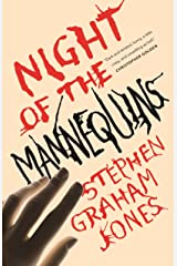 Night of the Mannequins Paperback