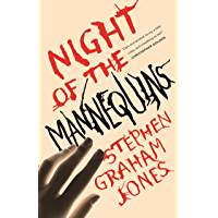 Night of the Mannequins book cover