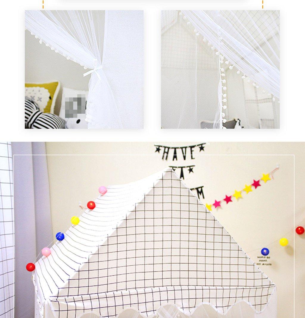 gr/ö/ße : 110 * 140 * 150CM 150 cm Indoor Game House 140 Haushalt Kind Baumwolle Gro/ßes Haus Zelt Baby Spielzeug M/ädchen Spielen Haus Marine Ball Pool 110