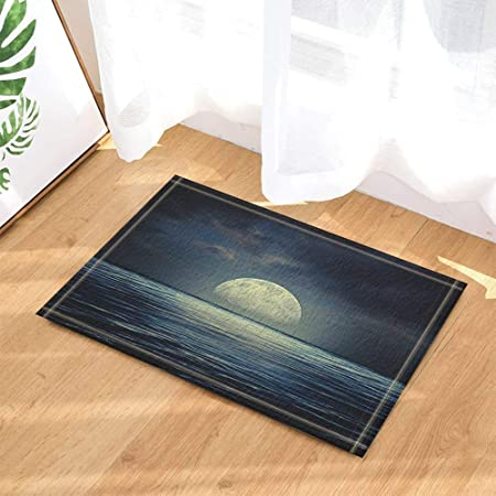 fdswdfg221 abstract natural decor sea surface under night stormy rh amazon co uk