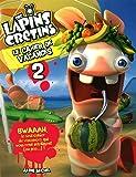 Le cahier de vacances The Lapins Crétins 2