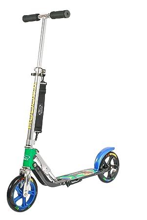 Hudora 205 Brazil - Patinete de ruedas grandes