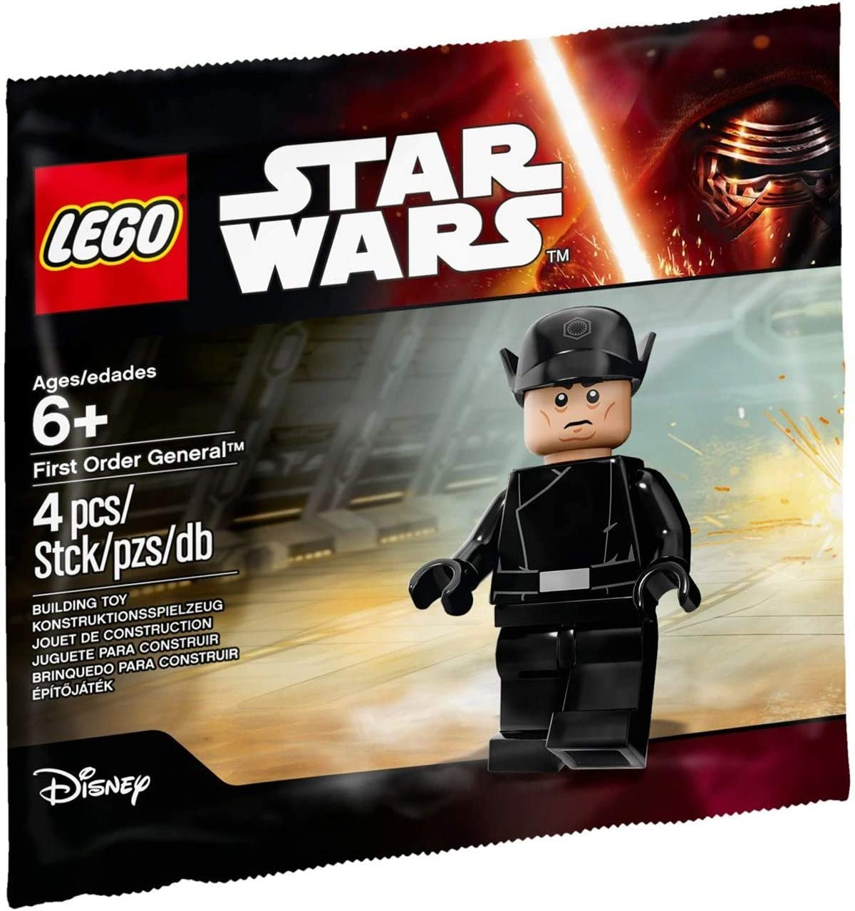 LEGO Star Wars The Force Awakens First Order General 5004406